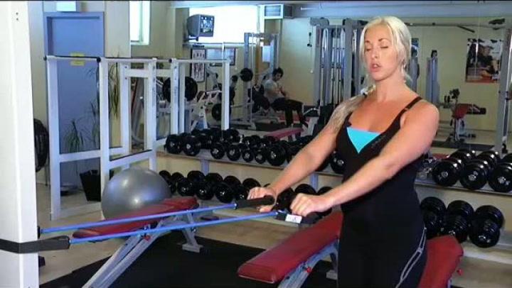 Gravidtrening: Hvordan få sterk overkropp