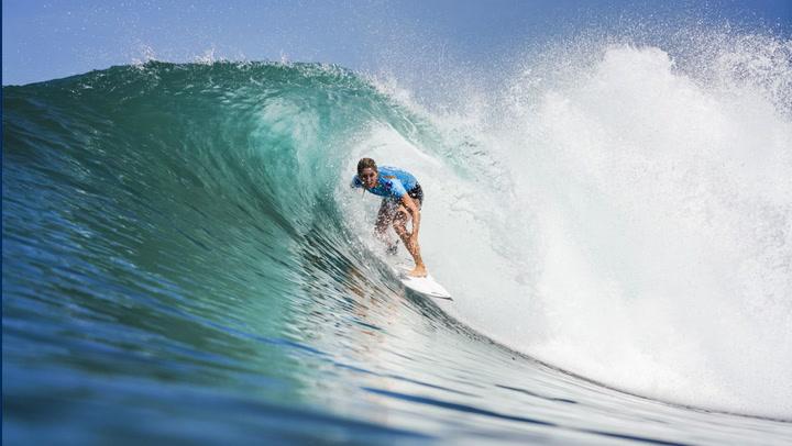 Stephanie Gilmore Perfect 10 At Keramas Corona Bali Protected