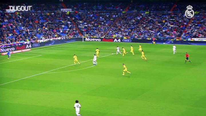 Melhores momentos de Lucas Vázquez pelo Real Madrid