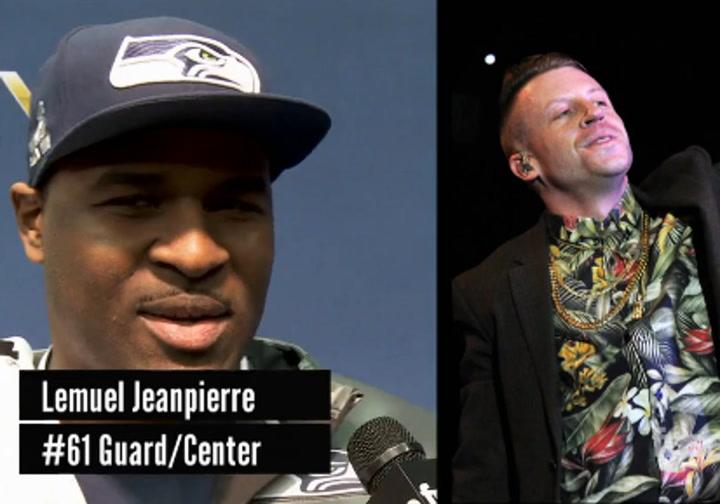 Seattle Seahawks Talk Super Bowl Soundtrack - Super Bowl XLVIII