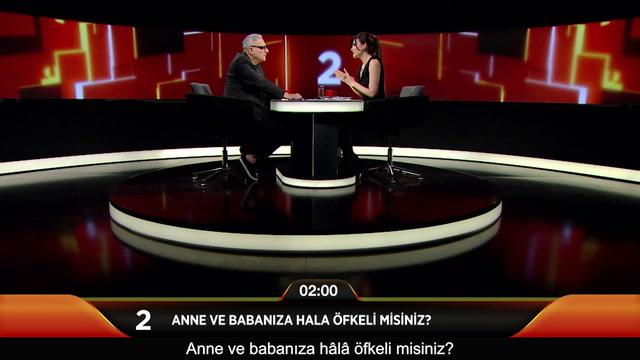 Jülide Ateş ile 40 - Mehmet Ali Erbil anne ve babasına hala öfkeli mi?