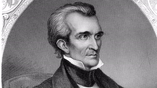 Return of 'James K. Polk Tuesday' highlights the 11th president's sensitive health issue