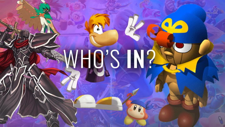 Ranking Leaked Super Smash Bros. Characters