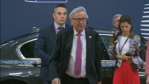 Siete líderes de la UE urgen a Bruselas a concluir