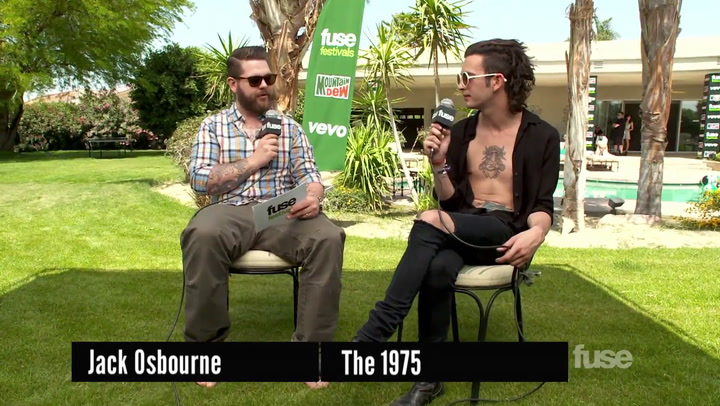 Coachella 2014: The 1975 Share Their Secret to Success