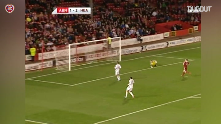 Heart Of Midlothian FC's Top Five Goals Vs Aberdeen
