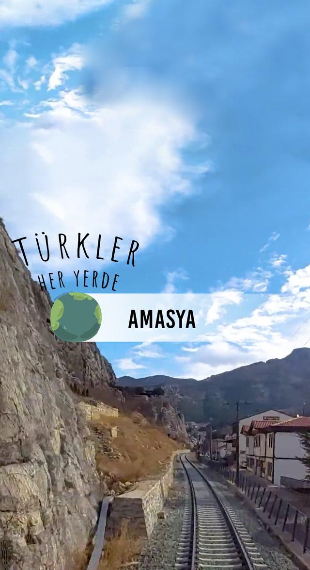 Türkler Her Yerde - Tren Yolu