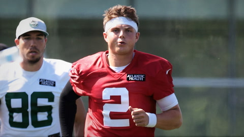 Are Mac Jones and Zach Wilson the frontrunners for Offensive ROY?
