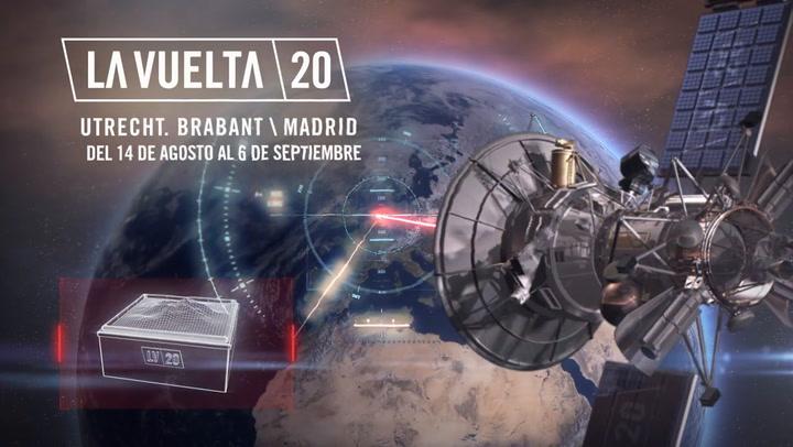 El recorrido virtual de La Vuelta 2020
