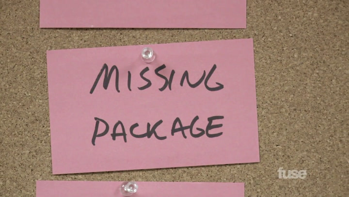 Shows: White Guy Talk Show: Missing Package (Webisode)