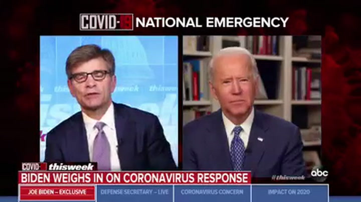 Biden: The Firing of Capt. Brett Crozier Was 'Close to Criminal'