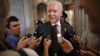 GOP Sen. Orrin Hatch puts Democratic Sen. Sherrod  Brown on notice in fiery showdown