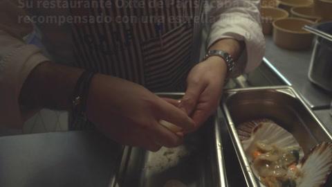 Fusión francesa y mexicana le dio al chef Enrique Casarrubias su estrella Michelin