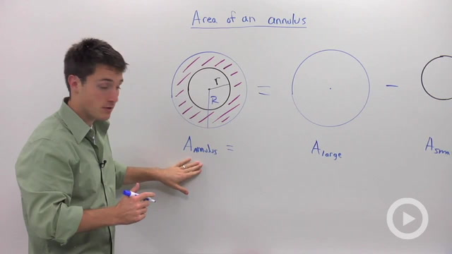 Area of an Annulus