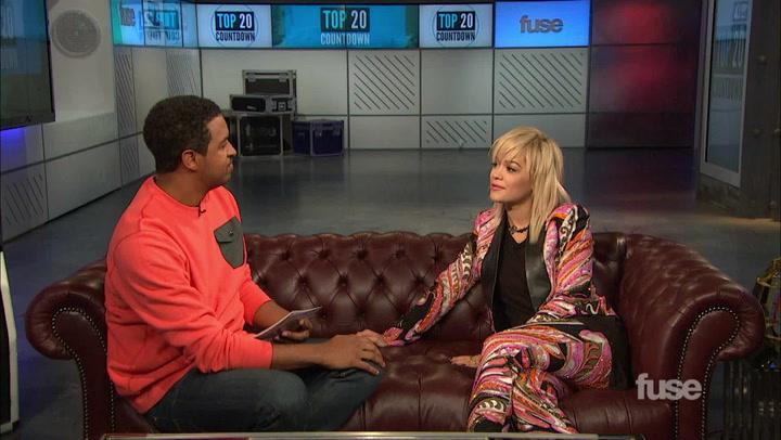 Shows: Top 20: Rita Ora Webclip 2