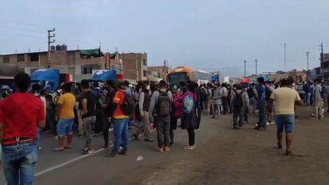 Un trabajador rural muere en primer conflicto laboral bajo nuevo gobierno de Perú