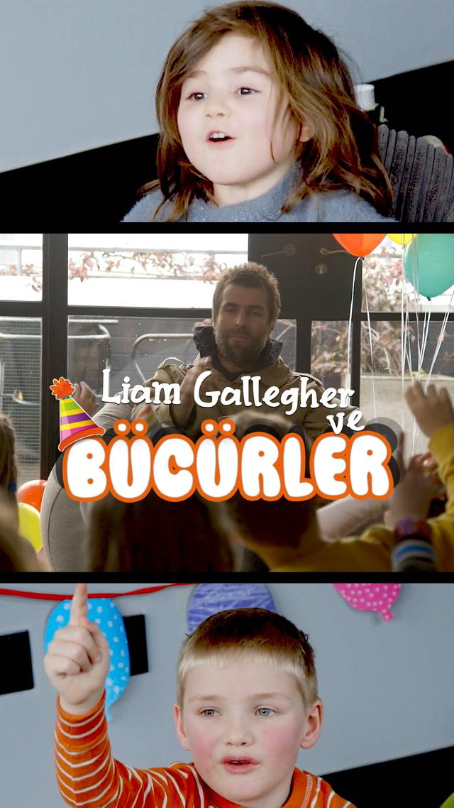Liam Gallagher ve Bücürler