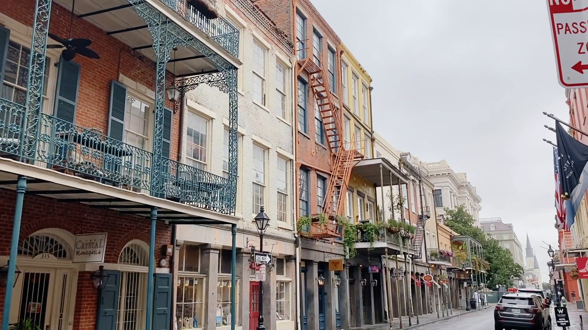 Meghan + Brent | New Orleans, Louisiana | Marche'