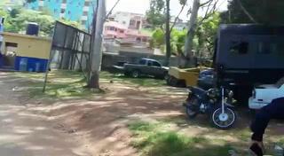 Sacan al director de la PN a punta de bombas lacrimógenas de los Tigres
