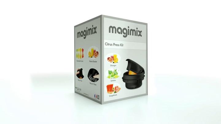 Preview image of Magimix Food Processor Citrus Press video