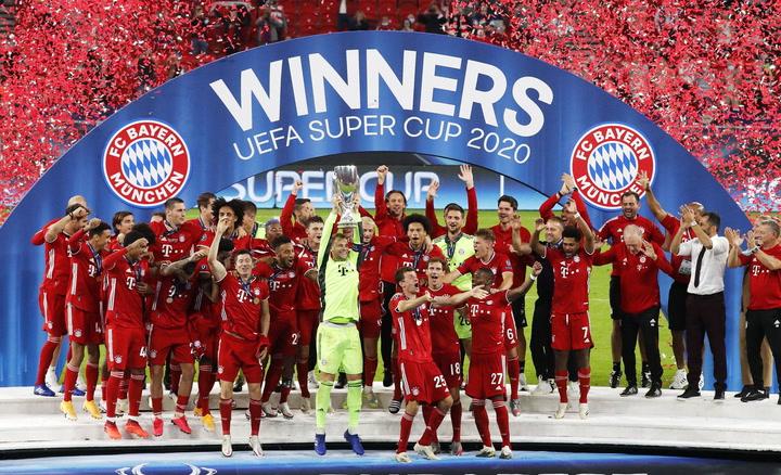 El Bayern conquista la Supercopa de Europa