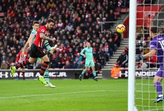 Southampton acaba con la racha de partidos del Arsenal la Premier League