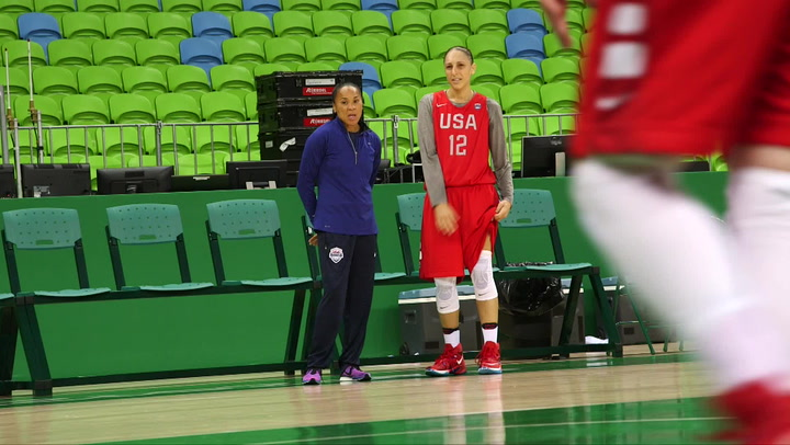 Dawn Staley And USA Basketball