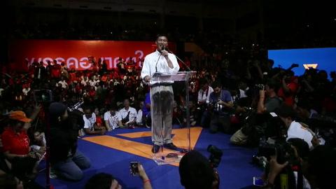 Ilusión e incertidumbre en el cierre de la campaña electoral en Tailandia