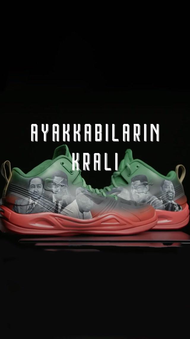 NBA spor ayakkabılarının kralı