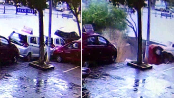 Bilene sto parkert på feil sted til feil tid