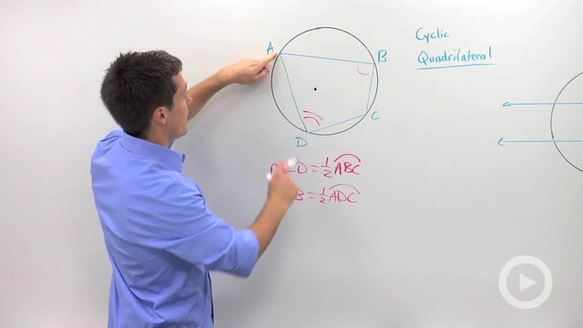 Cyclic Quadrilaterals and Parallel Lines in Circles