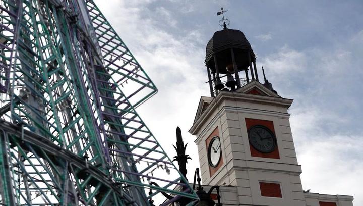 La Puerta del Sol se queda sin su tradicional celebración de las Campanadas