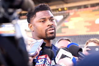Former Raiders LB Khalil Mack talks about facing his old team – Video