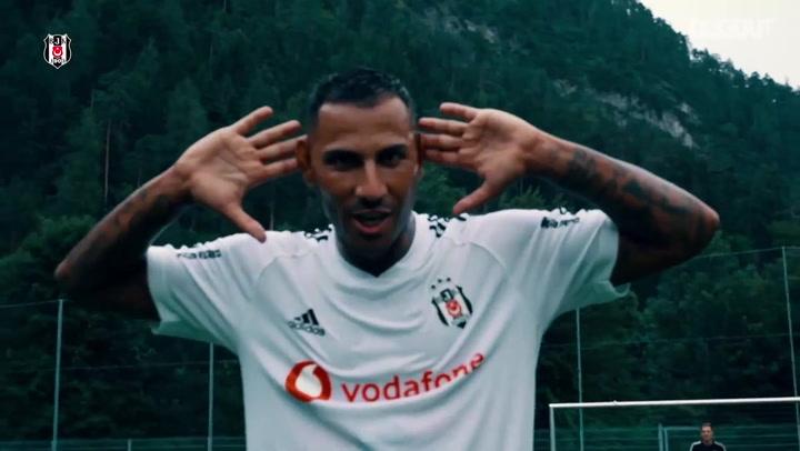 Numeri, gol e grande intesità: l'allenamento di Ricardo Quaresma al Besiktas