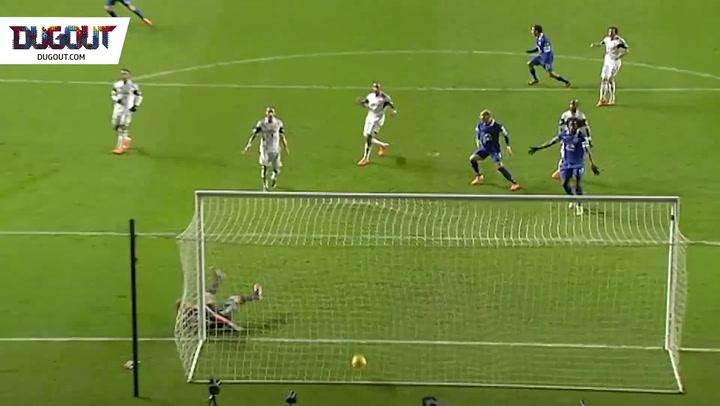 Seamus Coleman's Rocket vs Swansea