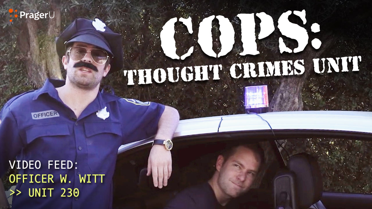 COPS: Thought Crimes Unit
