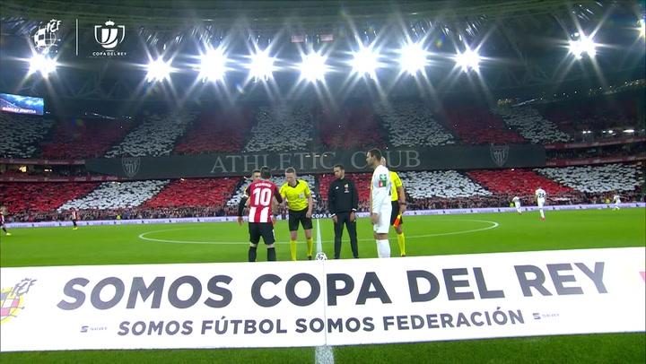 Resumen del Athletic Bilbao - Granada (1-0) de Semifinales de la Copa