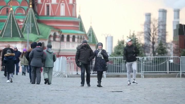 Moscú prepara la Navidad con restricciones
