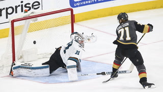 Golden Edge: Knights Win Emotional Game Against Sharks