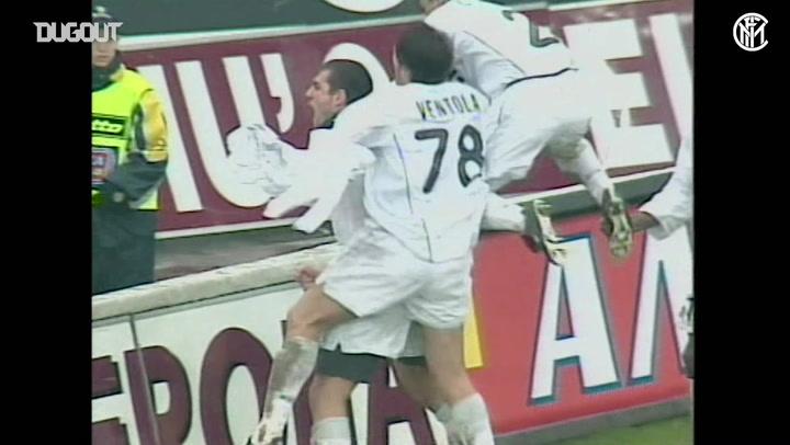 Vieri's brace helps Inter beat Hellas Verona