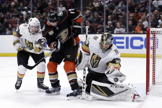 Golden Knights On Five Game Win Streak After Beating Ducks: Golden Edge – VIDEO