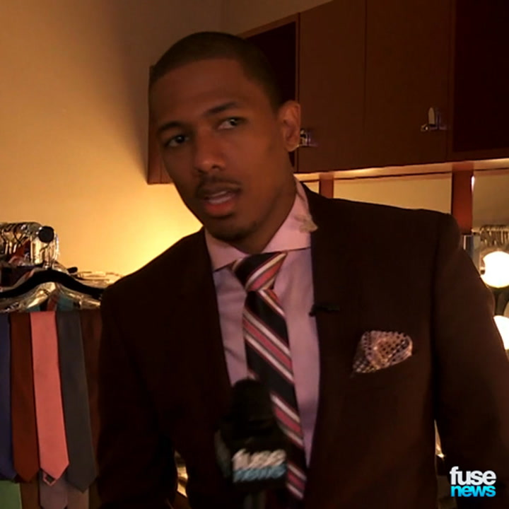 Follow Nick Cannon Backstage at 'America's Got Talent'