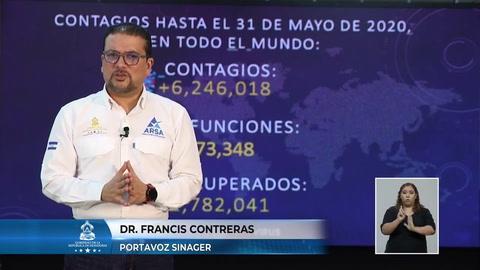Honduras alcanza 212 fallecimientos y 5,202 contagios de la COVID-19