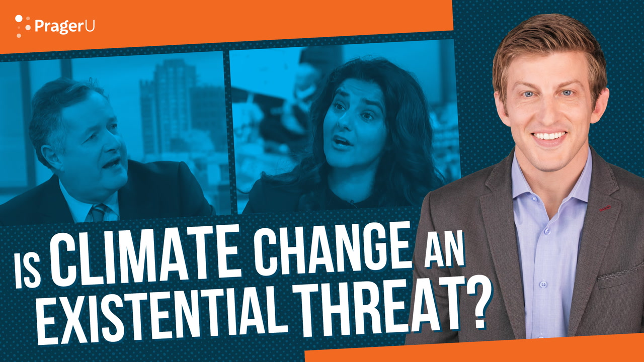 Is Climate Change an Existential Threat?