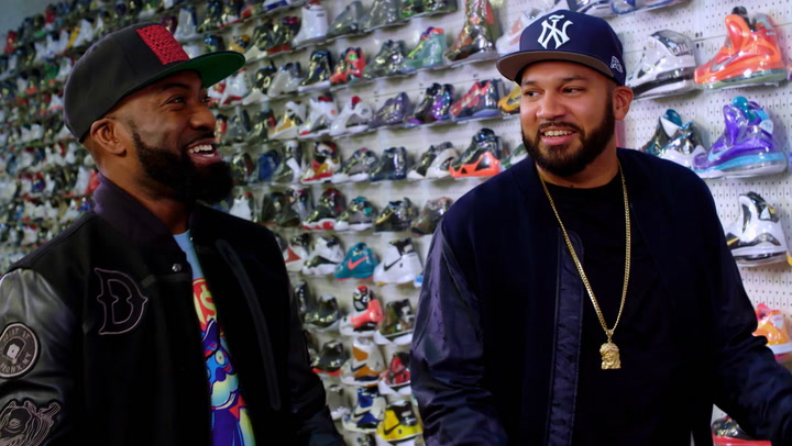 Desus and Mero: Sneaker Shopping