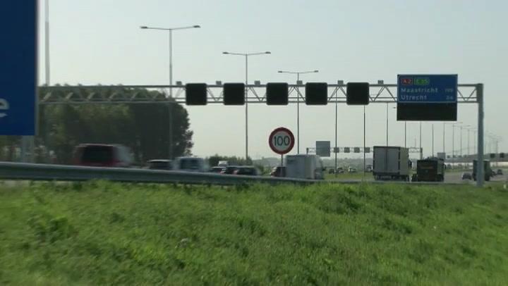 'Zeker 30 procent snelheidsboetes op traject Utrecht-Amsterdam' | NU - Het laatste nieuws het eerst op NU.nl