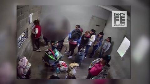 Un video muestra cómo ingresan elementos prohibidos en las cárceles