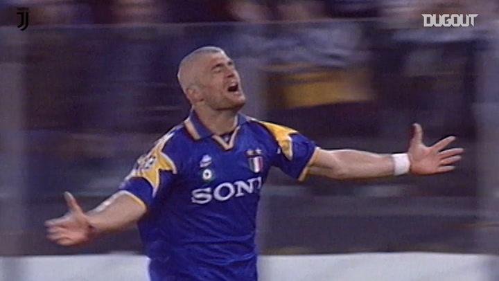 Incredible Goals: Ravanelli Vs Ajax