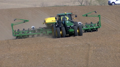 Join our Agweek reporters as they cover planting progress in the region.