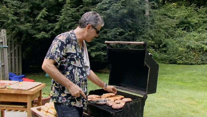 'Roadrunner: A Film About Anthony Bourdain' Clip: Backyard BBQ TV Dad